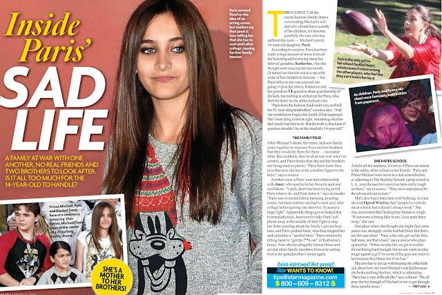 Star Magazine - Por dentro da vida triste de Paris Jackson  Sem_ta10
