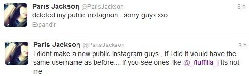 Paris deleta seu instagram público. Sem_ta11