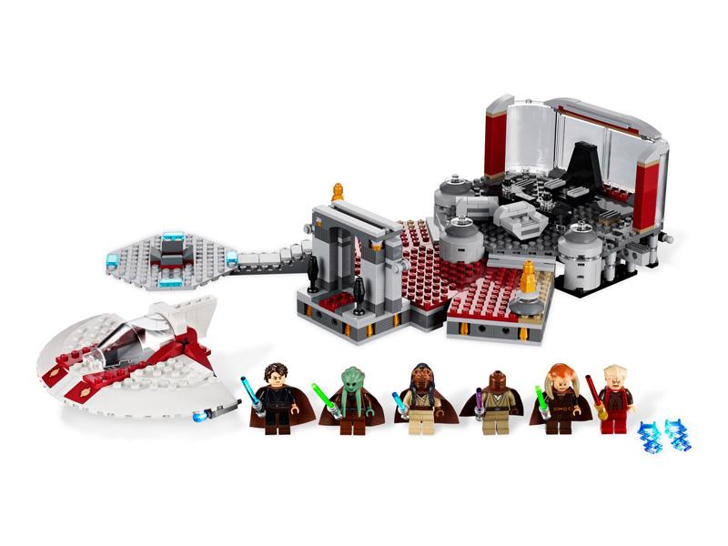 LEGO STAR WARS - 9526 - L'arrestation de Palpatine Star1110