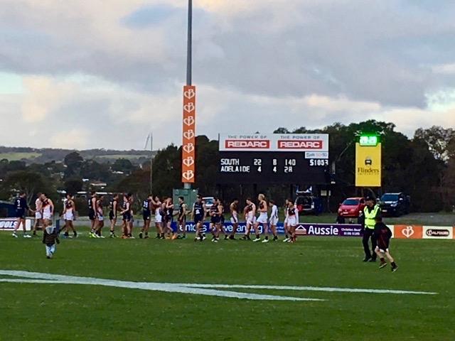 Round 11: South v Adelaide - Sunday 17 July @ Hickinbotham Oval Img_0410