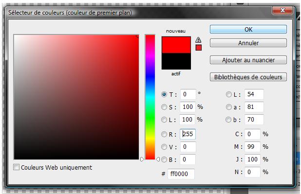 [Tuto Photoshop] Lasso lumineux autour du personnage Couleu10