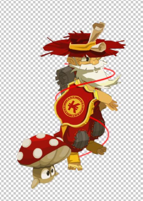 [Tuto Photoshop] Lasso lumineux autour du personnage Final10
