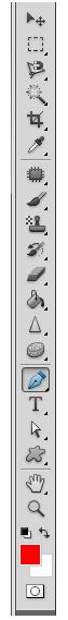 [Tuto Photoshop] Lasso lumineux autour du personnage Plume10