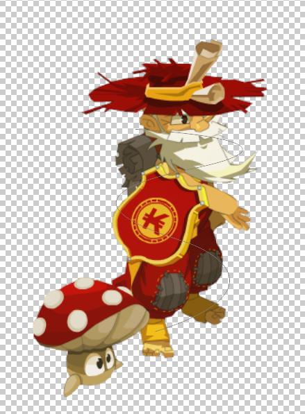 [Tuto Photoshop] Lasso lumineux autour du personnage Result10