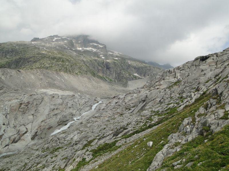 Suivi des conditions de l'été 2012 sur les glaciers Dsc02010