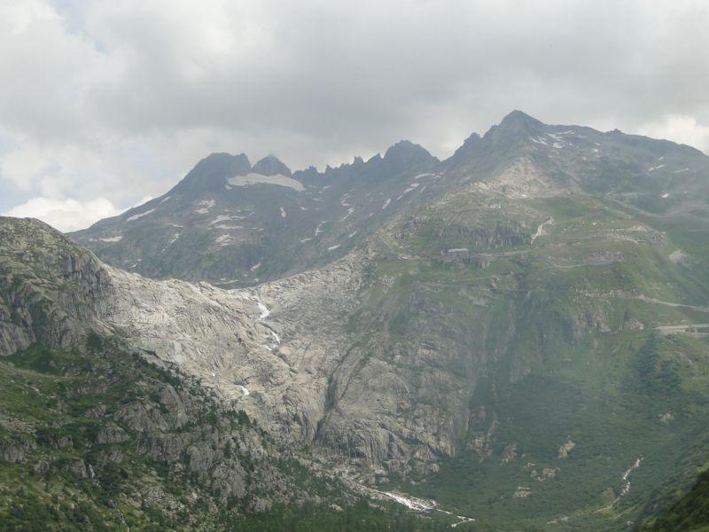 Suivi des conditions de l'été 2012 sur les glaciers Dsc02011