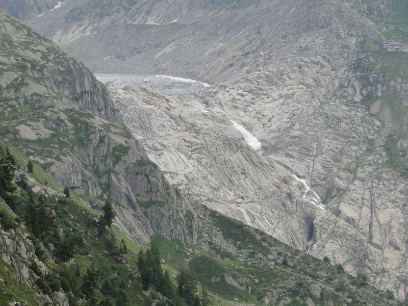 Suivi des conditions de l'été 2012 sur les glaciers Dsc02012