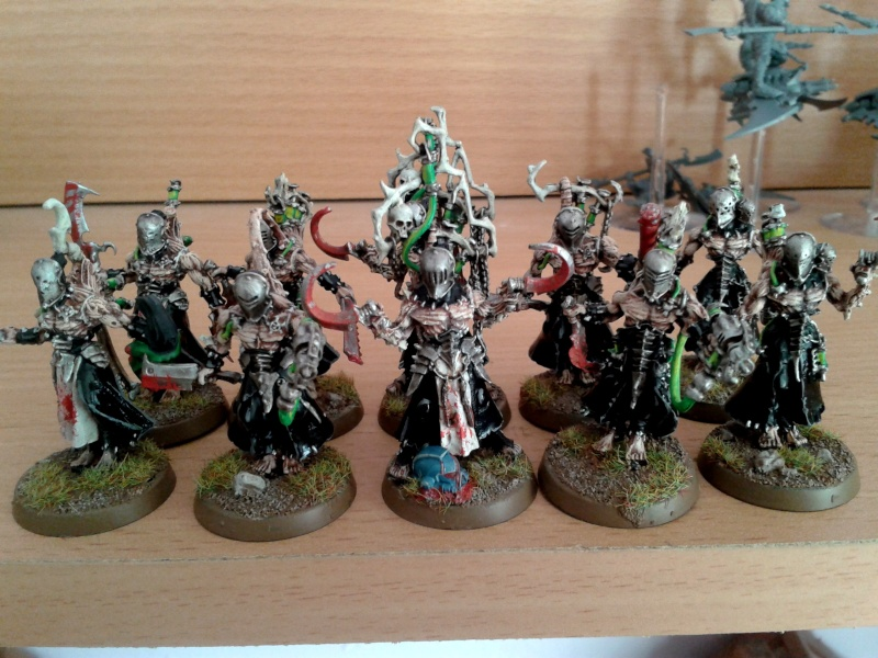 Eldur's Dark Eldar Army ---> NEW PICS, including CW Eldar (Ulthwé) Allies!! 2012-110