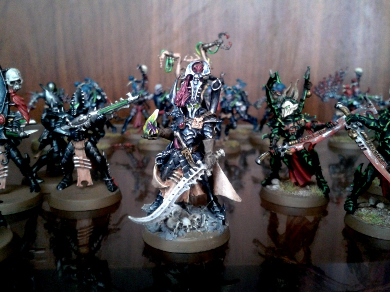 Eldur's Dark Eldar Army ---> NEW PICS, including CW Eldar (Ulthwé) Allies!! Arcont10