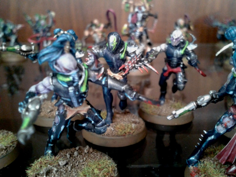 Eldur's Dark Eldar Army ---> NEW PICS, including CW Eldar (Ulthwé) Allies!! Brujas11