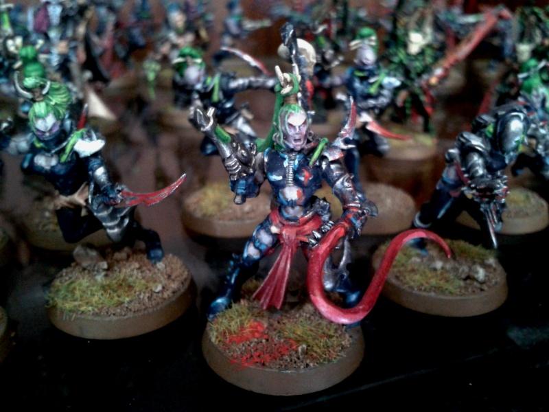 Eldur's Dark Eldar Army ---> NEW PICS, including CW Eldar (Ulthwé) Allies!! Brujas14