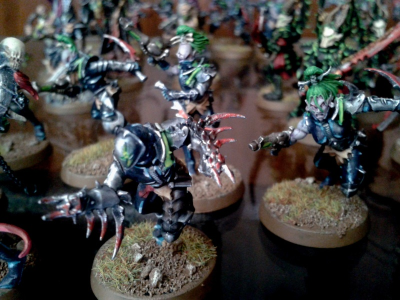 Eldur's Dark Eldar Army ---> NEW PICS, including CW Eldar (Ulthwé) Allies!! Brujas15