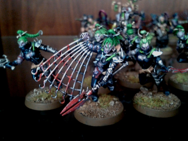 Eldur's Dark Eldar Army ---> NEW PICS, including CW Eldar (Ulthwé) Allies!! Brujas16