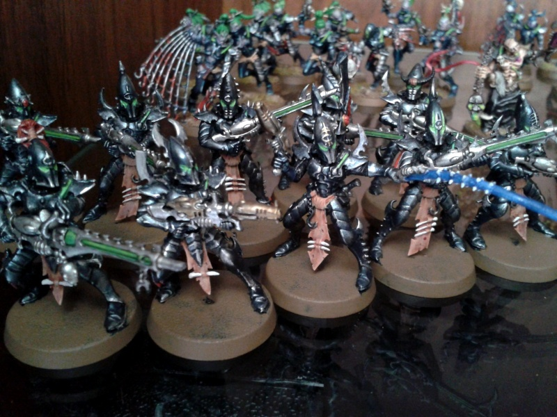 Eldur's Dark Eldar Army ---> NEW PICS, including CW Eldar (Ulthwé) Allies!! Guerre10