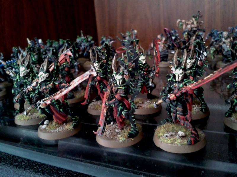 Eldur's Dark Eldar Army ---> NEW PICS, including CW Eldar (Ulthwé) Allies!! Incubo10