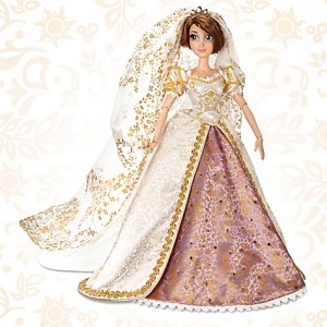 Disney Store Limited Edition (depuis 2009) Weddin10