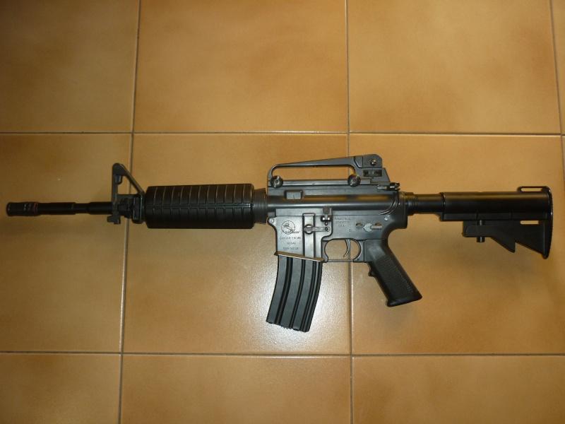 vendo m4 classic army P1040610