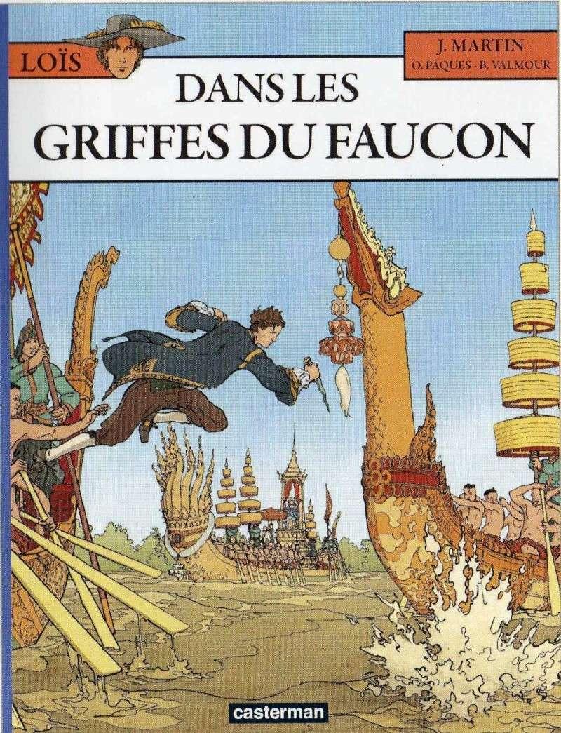 """Loïs 6 : """"Dans les griffes du faucon"""" Will0013"""