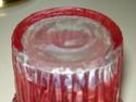 Textured glass vase - Scandinavian? Dscn0723