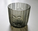 Grey glass tumbler Dscn7814