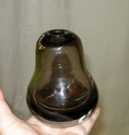 Pear / gourd shaped vase Dscn8038