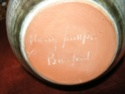 Harry Juniper, Bideford Pottery Dscn9912