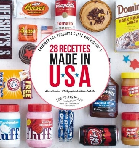 28 RECETTES MADE IN USA de Lene Knudsen et Richard Boutin (Photographies) Usa10