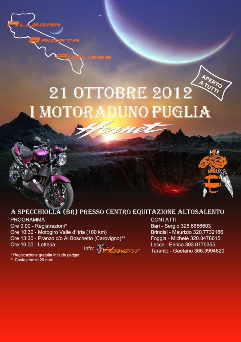 1° Motoraduno Hornet Puglia Untitl10