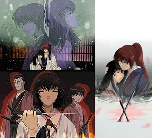 Kenshin le vagabond - Les OAV Affich15