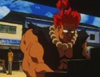 Street Fighter II V Akuma10