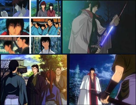 Kenshin le vagabond - Les OAV Decora28