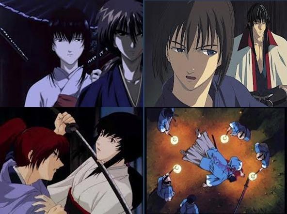 Kenshin le vagabond - Les OAV Decora29