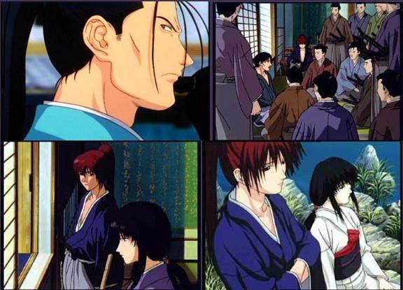 Kenshin le vagabond - Les OAV Decora30