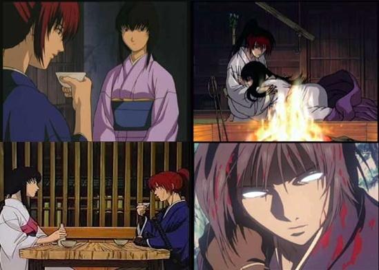 Kenshin le vagabond - Les OAV Decora31