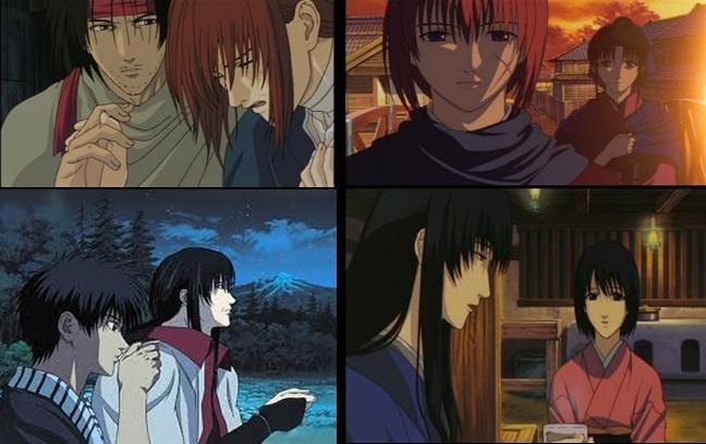 Kenshin le vagabond - Les OAV Decora33