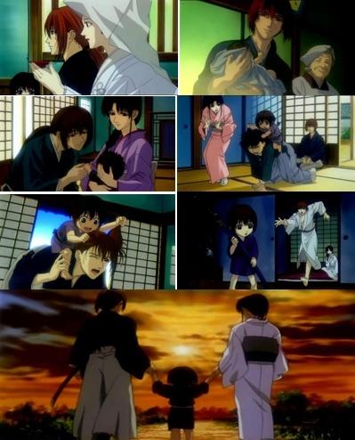 Kenshin le vagabond - Les OAV Decora34