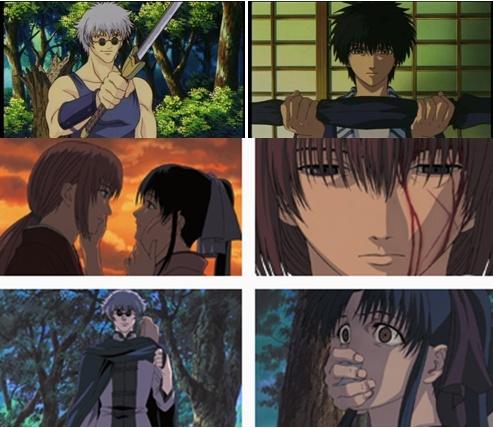 Kenshin le vagabond - Les OAV Decora35