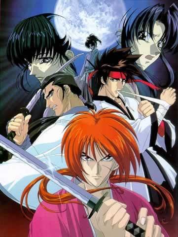 Kenshin le vagabond [1997] [F.Anim] Decora37