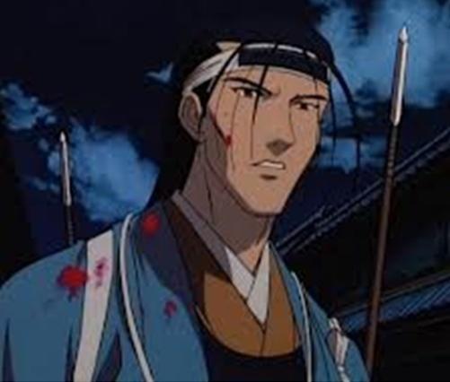 Kenshin le vagabond - Les OAV Hajime13