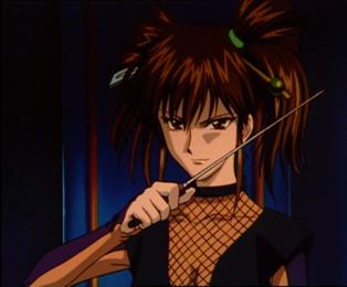 Kenshin le vagabond [1996] [S.Anim] Misana10