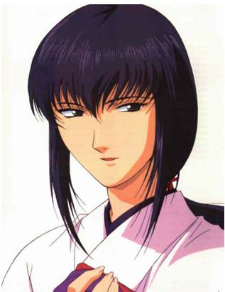 Kenshin le vagabond - Les OAV Tomoe10