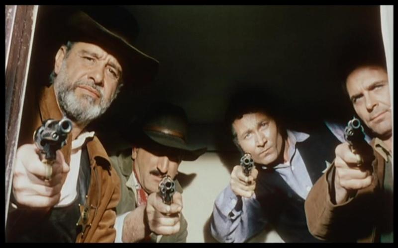 Adios , Hombré! - Hondo spara piu il forte / Sette pistole per un massacro - 1967 - Mario Caiano - Page 2 Classe10