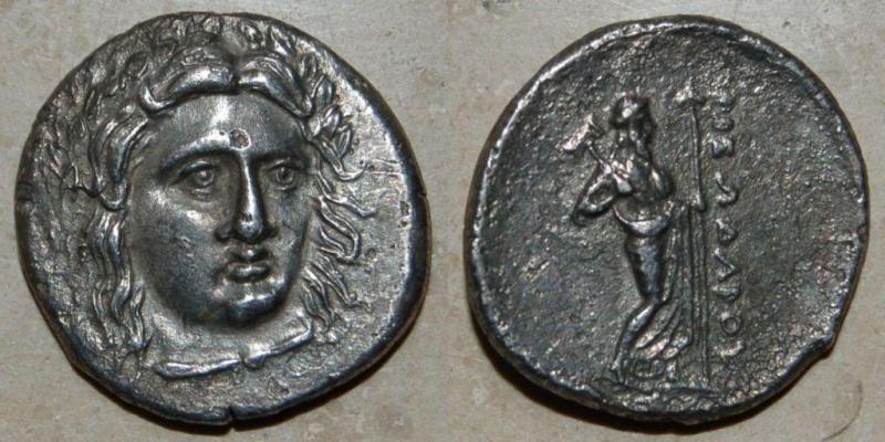 nice head of apollo Pixoda11