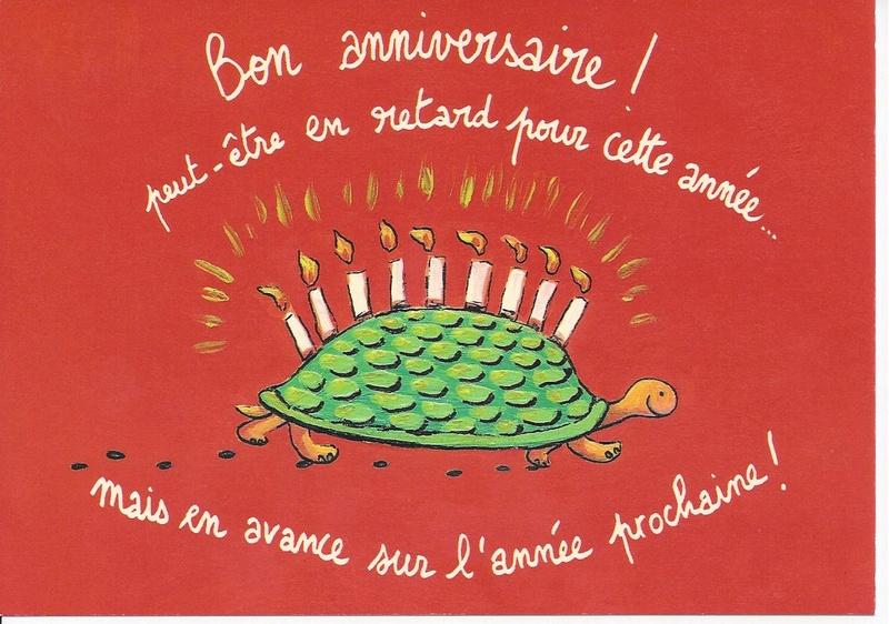 [Anniversaire(s)...] Alain1952, Charisma45 et Potigny14 Tortue10