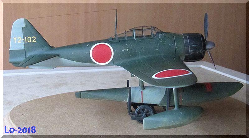 A6M2-N Rufe - Tamiya - 1/48ème 1110
