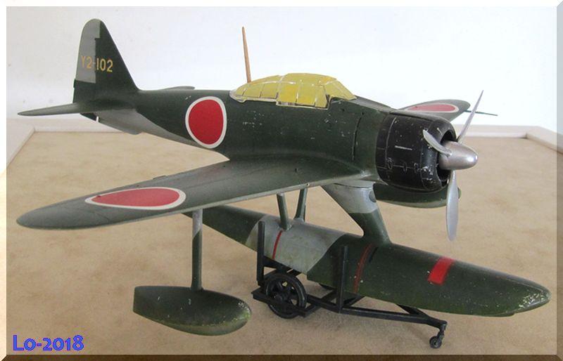 A6M2-N Rufe - Tamiya - 1/48ème 610