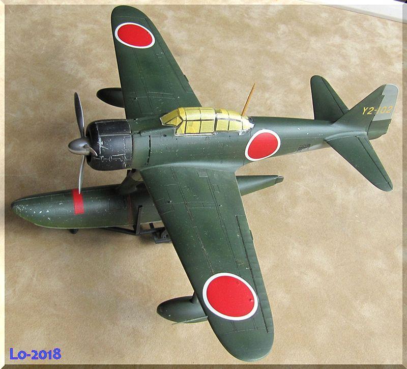 A6M2-N Rufe - Tamiya - 1/48ème 710
