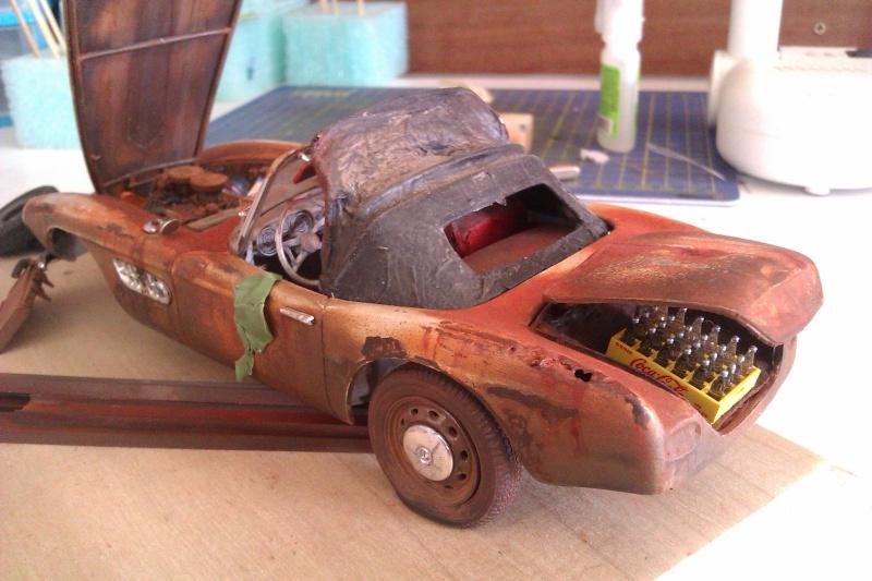 Rusty car  Cc10