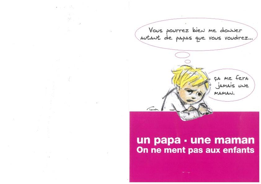 Les derapages autours de la manif anti mariage gay - Page 6 Catho110