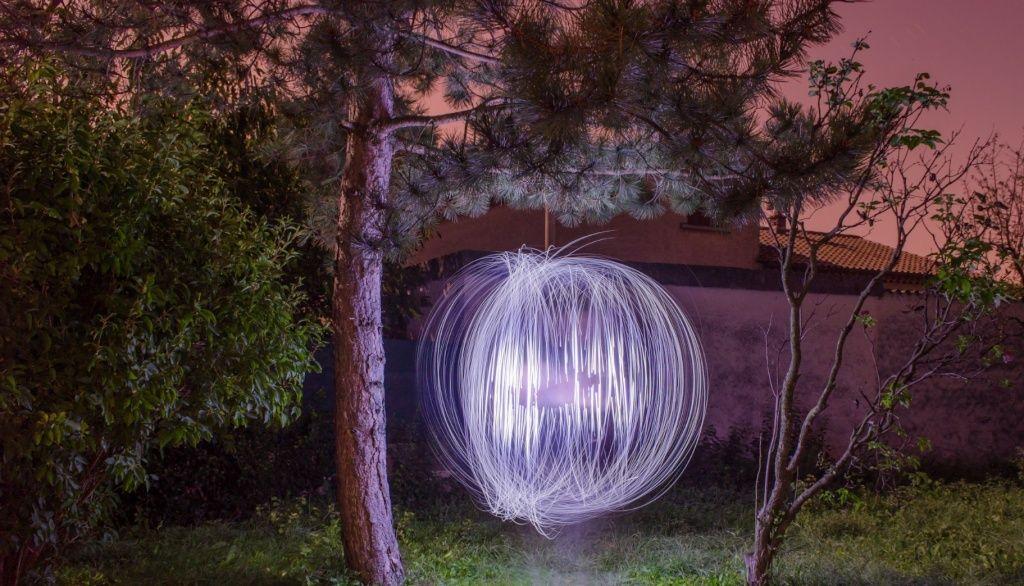 Boule Lumineuse Captur10